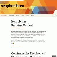 Platz 10 SEOphonist SEO Contest
