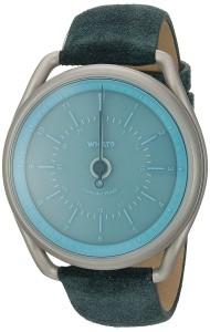 What? Calendar Watch (blau)