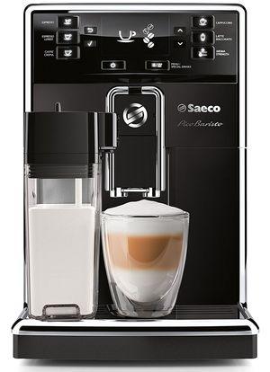 Saeco PicoBaristo Kaffeevollautomat (Schwarz)