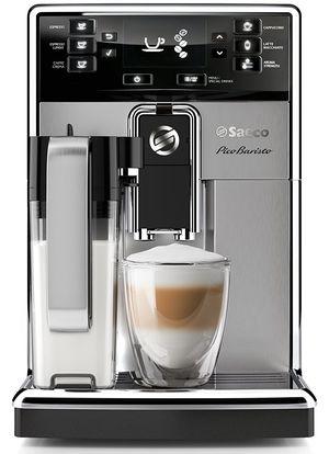 Saeco PicoBaristo Kaffevollautomat (Edelstahl)